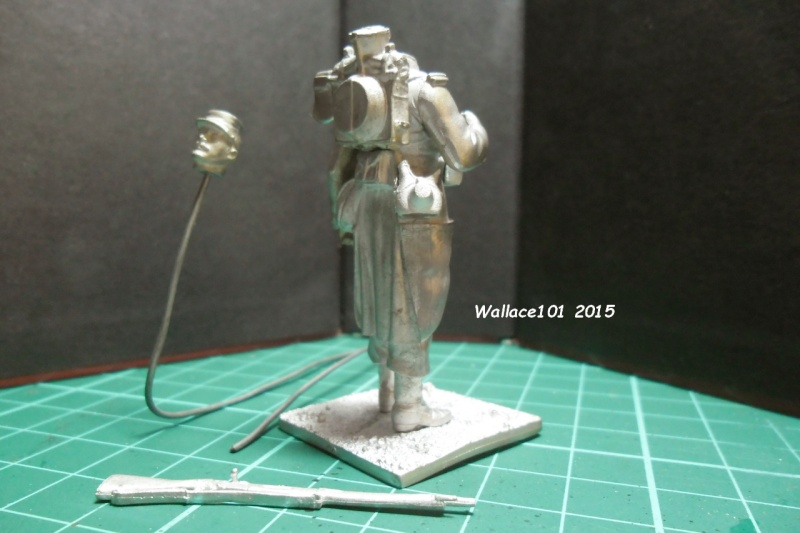 Fantassin 1914 Metal Modeles Production 54mm (terminé) 14050016