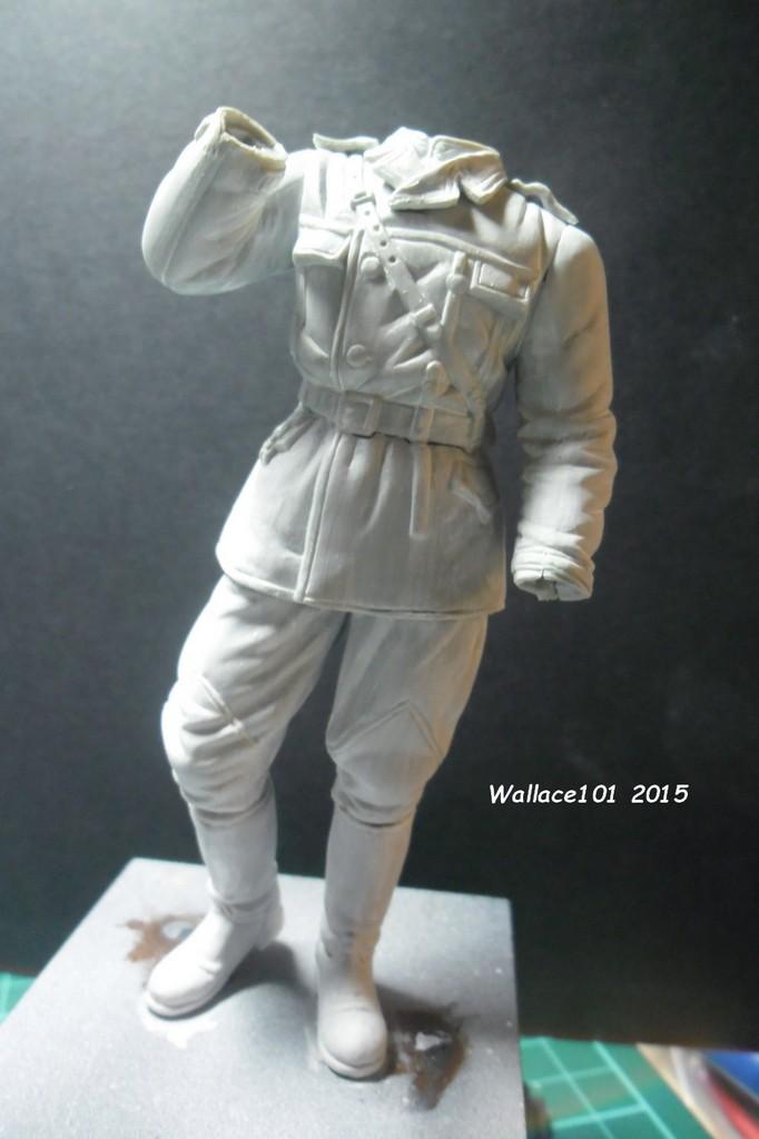 Tankiste soviétique Trumpeter 1/16, Fog models (terminé) - Page 2 16051512