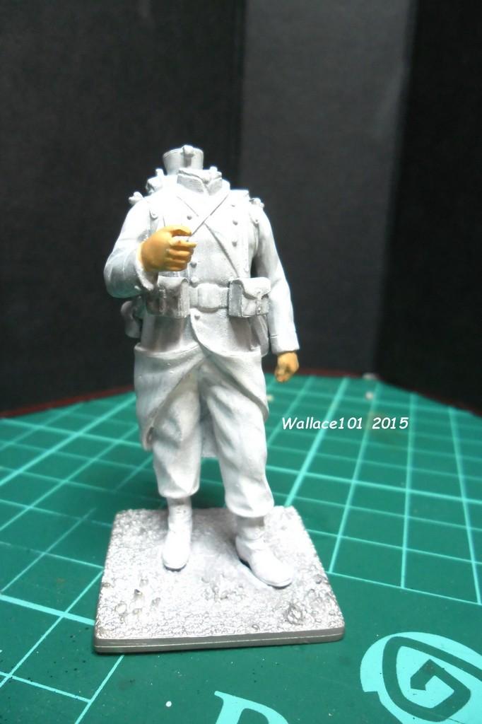 Fantassin 1914 Metal Modeles Production 54mm (terminé) 17050010