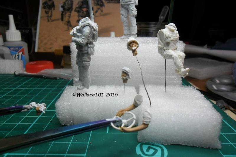 """Opération """"Serval"""" figurines Blast Model  Décals FFMSC Prod. 1/35 (trio terminé)  - Page 2 Carnat21"""