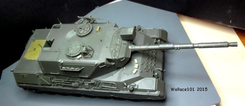 Léopard 1 A4, 4th Squadron, 293rd Panzer Bataillon (Meng 1/35) fini à 80% - Page 5 Chassi12