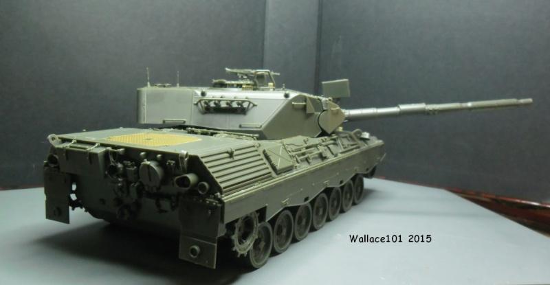 Léopard 1 A4, 4th Squadron, 293rd Panzer Bataillon (Meng 1/35) fini à 80% - Page 5 Chassi13