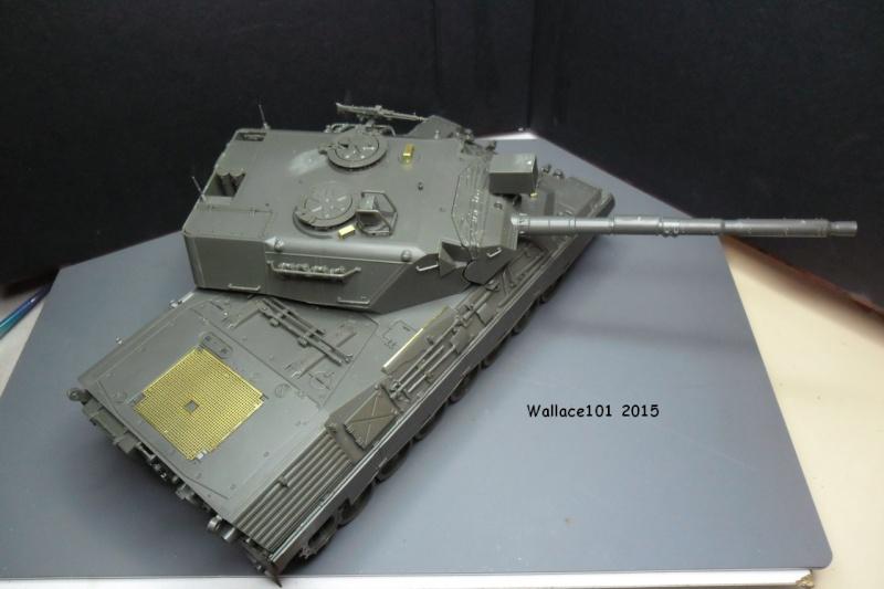Léopard 1 A4, 4th Squadron, 293rd Panzer Bataillon (Meng 1/35) fini à 80% - Page 5 Chassi14