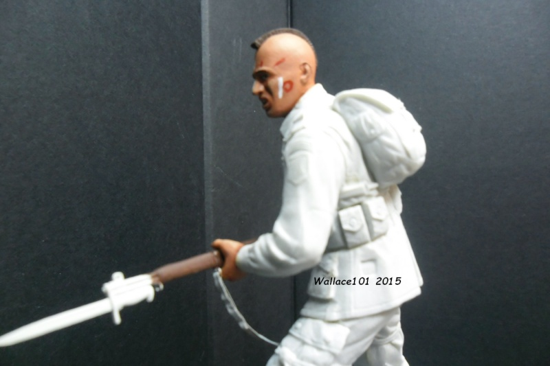 """Screaming Eagle """"pathfinder"""" D-Day (Dragon 1/16) (terminé) - Page 3 Chemis11"""