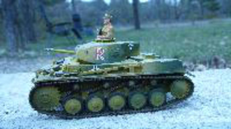 Pz.Kpfw. II Ausf. F/G - TAMIYA - 1/35 (voir photo page 3) Real110