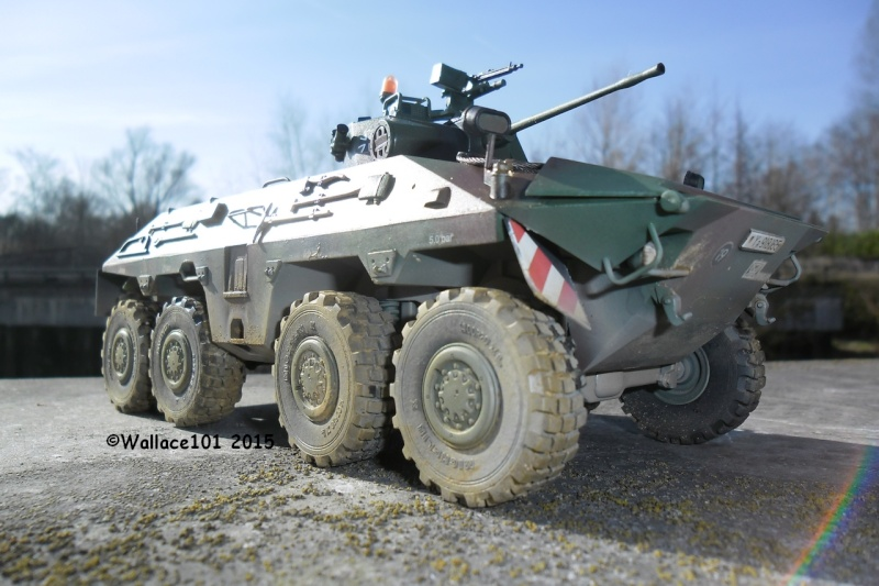 SpPz Luchs A2 Kosovo KFOR 2000 Revell 1/35  Sam_4322
