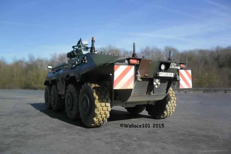 SpPz Luchs A2 Kosovo KFOR 2000 Revell 1/35  Sam_4325