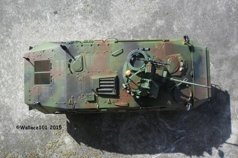 SpPz Luchs A2 Kosovo KFOR 2000 Revell 1/35  Sam_4326