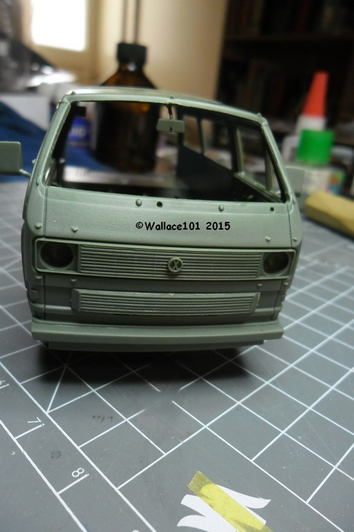 Volkswagen T3 Bus ISAF  Afghanistan 2002 (1/35 Takom 2013) (peinture) Sam_4421
