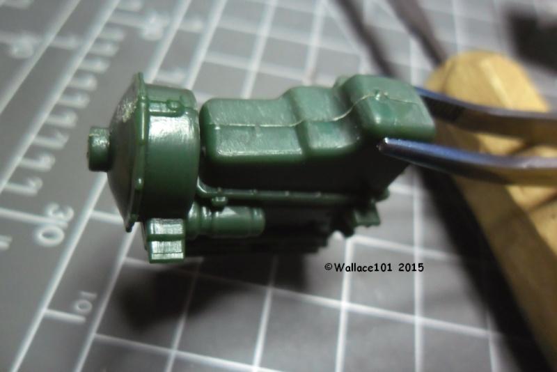 LKW 2T. UNIMOG ABL 2004 (Revell, Def. Model 1/35) Sam_4427
