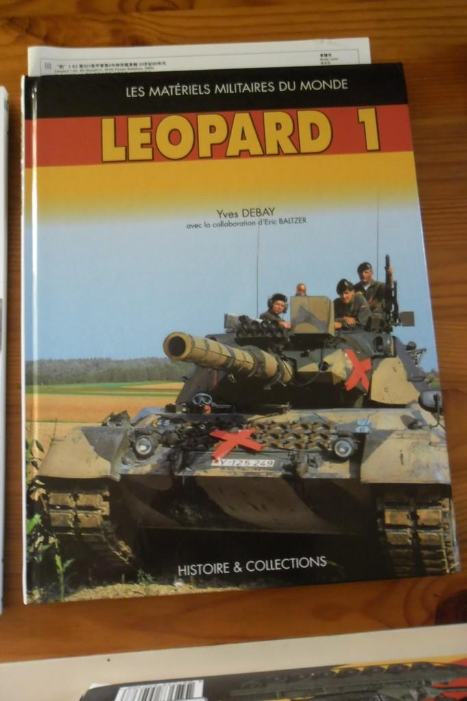 Léopard 1 A4, 4th Squadron, 293rd Panzer Bataillon (Meng 1/35) fini à 80% Sam_4517
