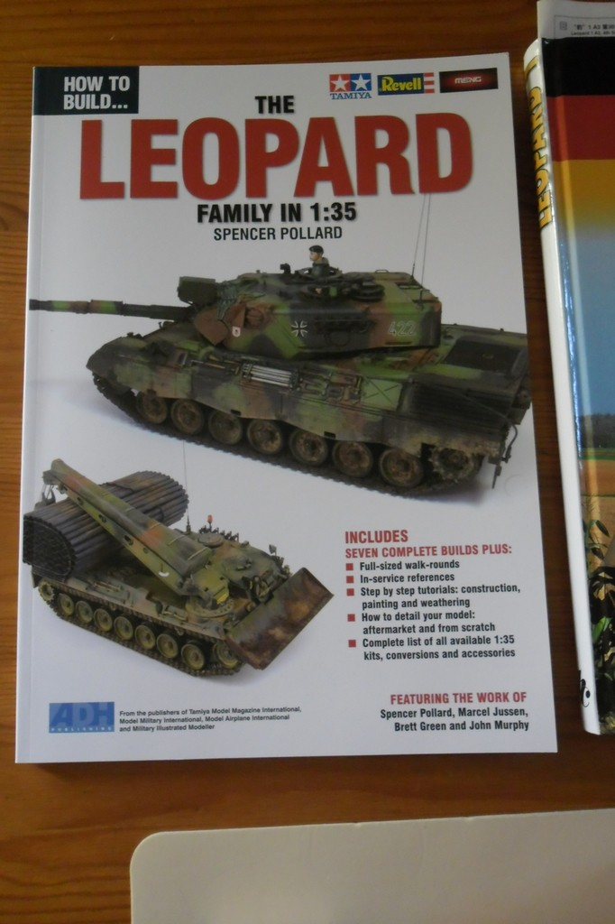 Léopard 1 A4, 4th Squadron, 293rd Panzer Bataillon (Meng 1/35) fini à 80% Sam_4518