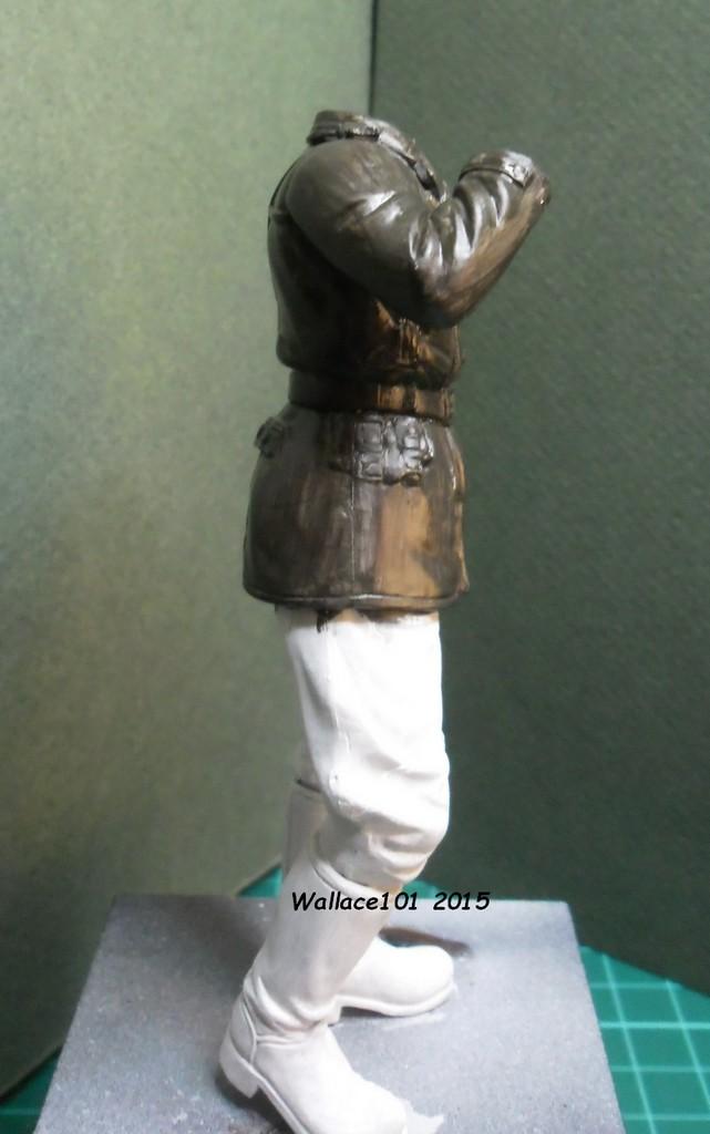 Tankiste soviétique Trumpeter 1/16, Fog models (terminé) - Page 3 Veste011