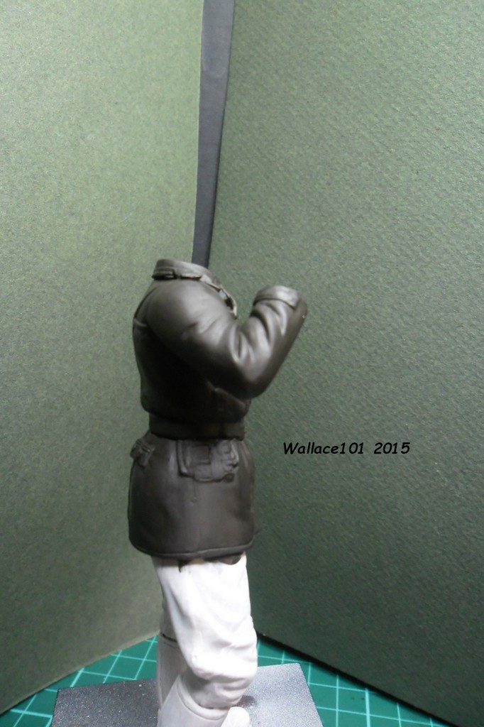 Tankiste soviétique Trumpeter 1/16, Fog models (terminé) - Page 4 Veste112