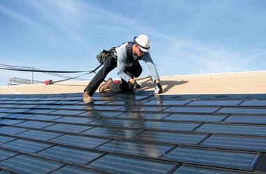 Bardeaux d'asphalte solaire ! Bardea10