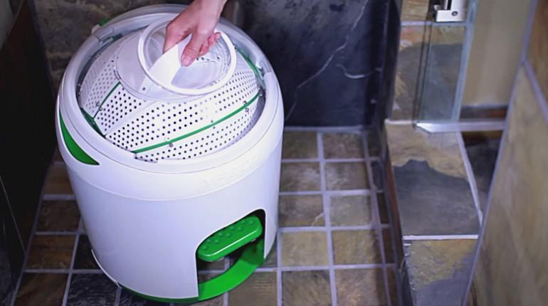 Laveuse portative/manuelle Machin10