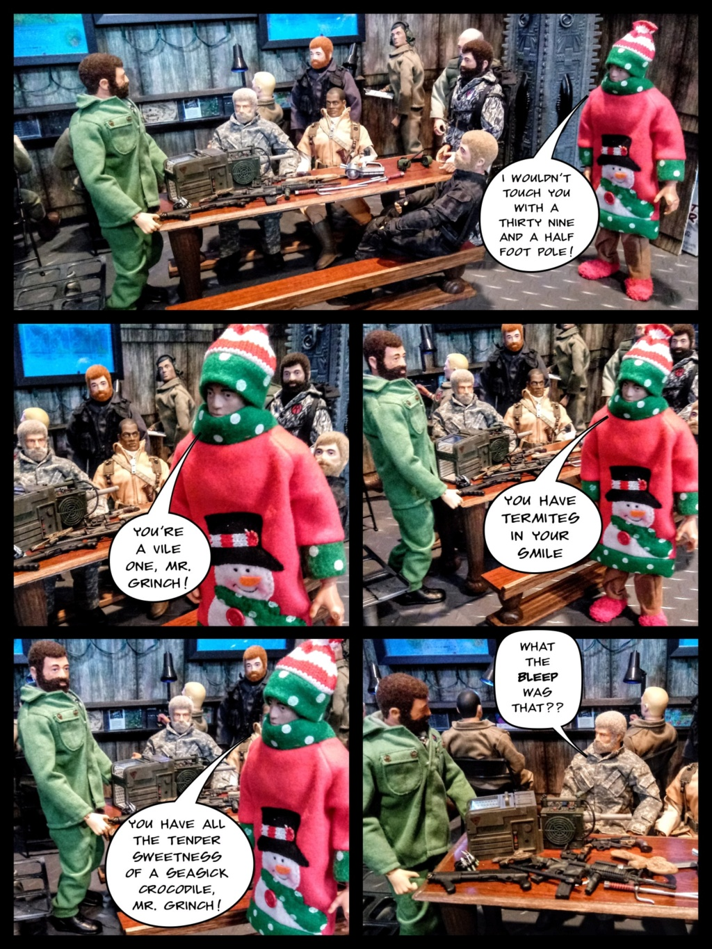 CHRISTMAS 2018...part one of two...hope you enjoy Img_5413