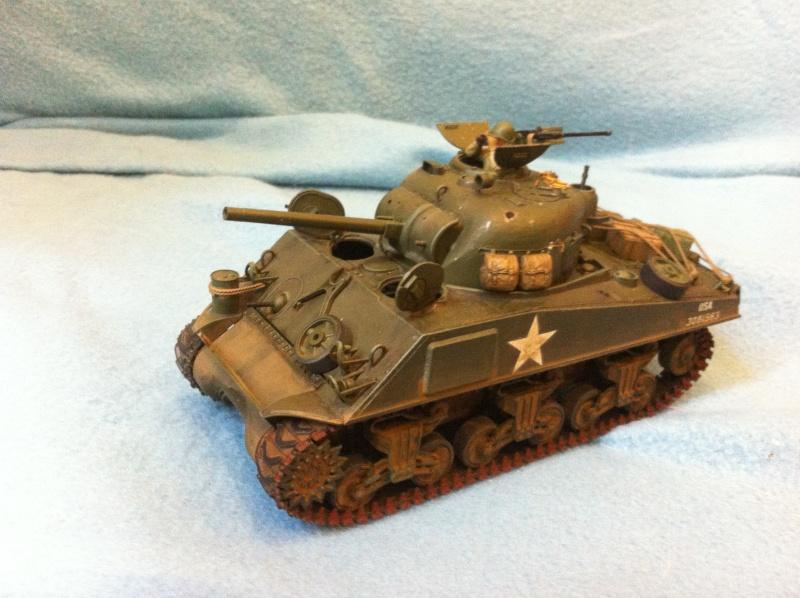 Sherman - Sherman M4A3 Tamiya  Img_1525