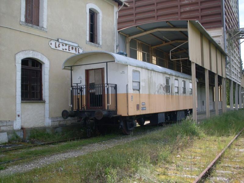 Le Train de l'Albret sur les rails ? - Page 2 Sdc10710