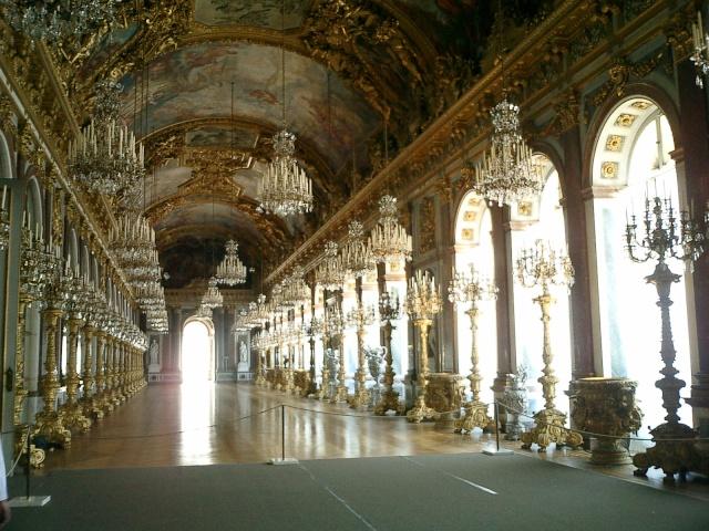 Herrenchiemsee ou le Versailles bavarois.  19276811
