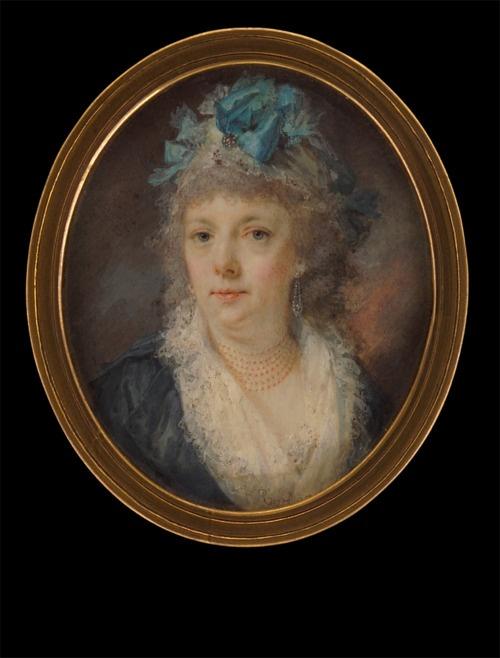 Portraits de Marie-Caroline, Reine de Naples, soeur de Marie-Antoinette - Page 2 6fcc6f10