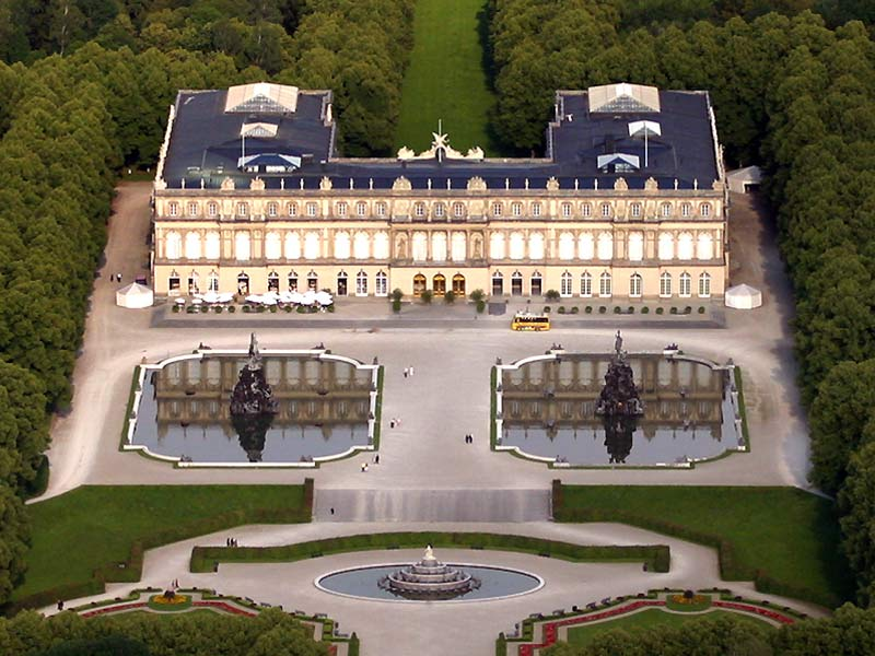 Herrenchiemsee ou le Versailles bavarois.  7b203010