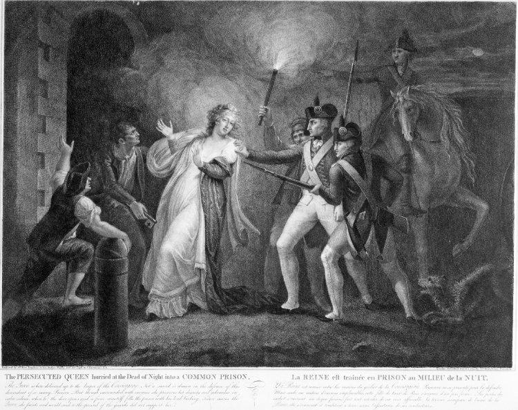 La Conciergerie : Marie-Antoinette dans sa cellule. - Page 3 An005310