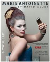 "Spectacle ""Marie-Antoinette"" de David Adjimi au Pure Theatre de Charleston Mariea10"