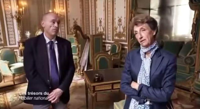 """Emission de télévision """"Les Trésors du Mobilier National"""" Sans_t33"""