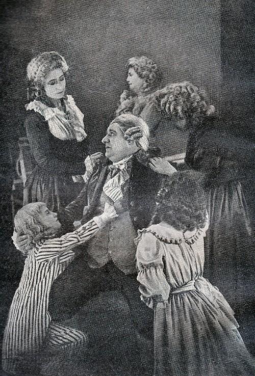 """""""L'Enfant Roi"""" de Jean Kemm, (1923) avec Andrée Lionel Tumblr18"""
