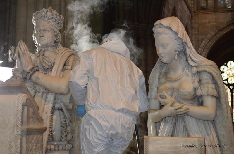 A Saint Denis, Louis et Antoinette se refont une beauté Zicamo15