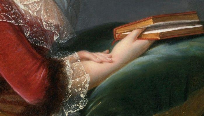 Vente exceptionnelle d'un portrait de Marie Antoinette par l'atelier Vigée Lebrun Zvig11