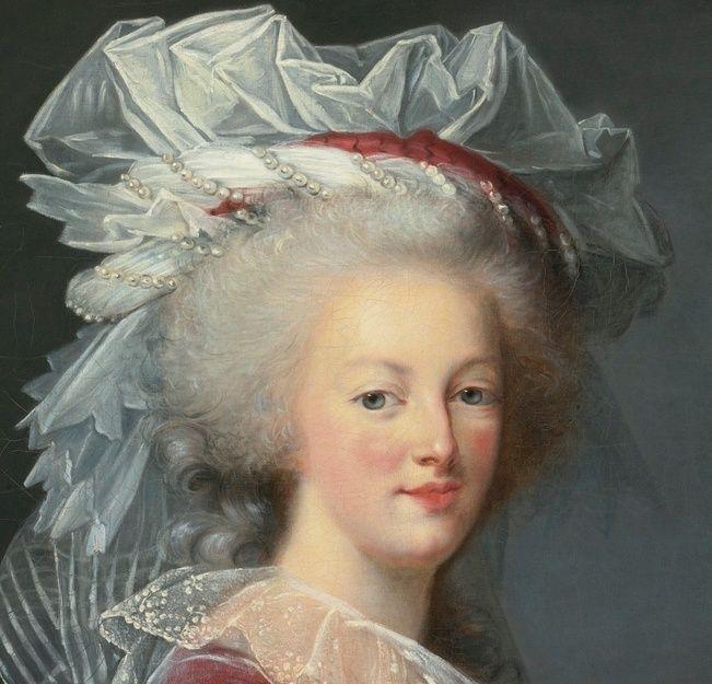 Vente exceptionnelle d'un portrait de Marie Antoinette par l'atelier Vigée Lebrun Zvig12