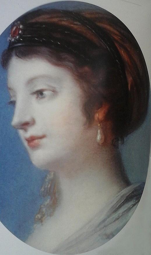 Anna-Eleanore ou Eléonore Sullivan, puis épouse Craufurd (ou Crawford), née Eleanora Franchi  Zzzsul10