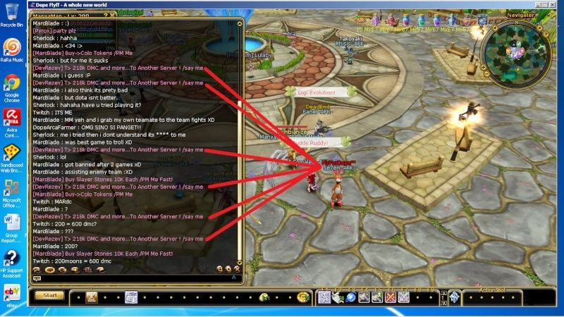 Which of them should I report? Afk10