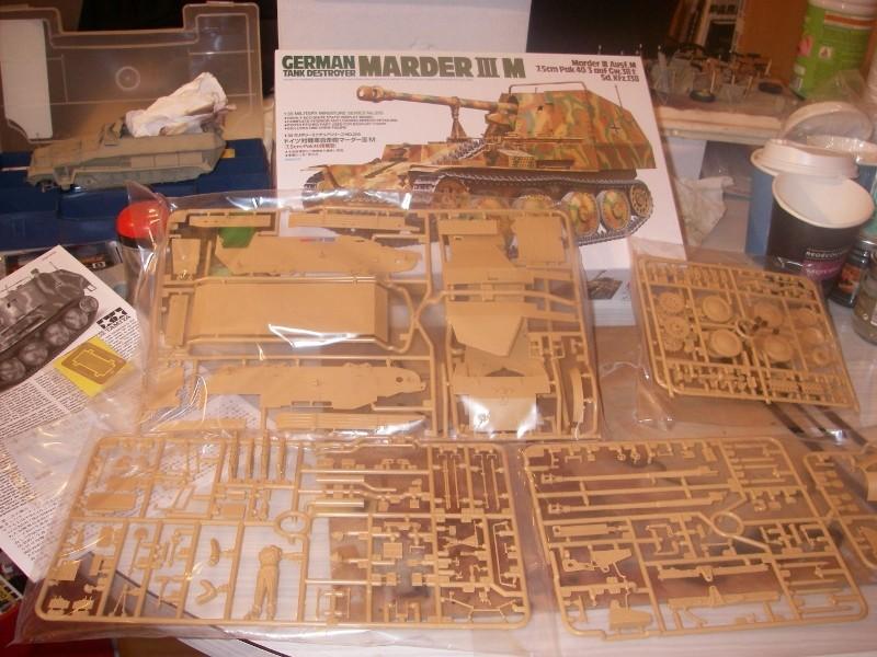 Marder III M 1/35 Tamiya Imgp2580