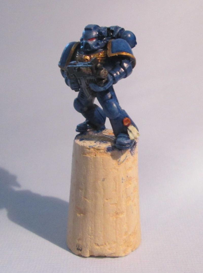 Escouade Tactique Space Marine Marine12