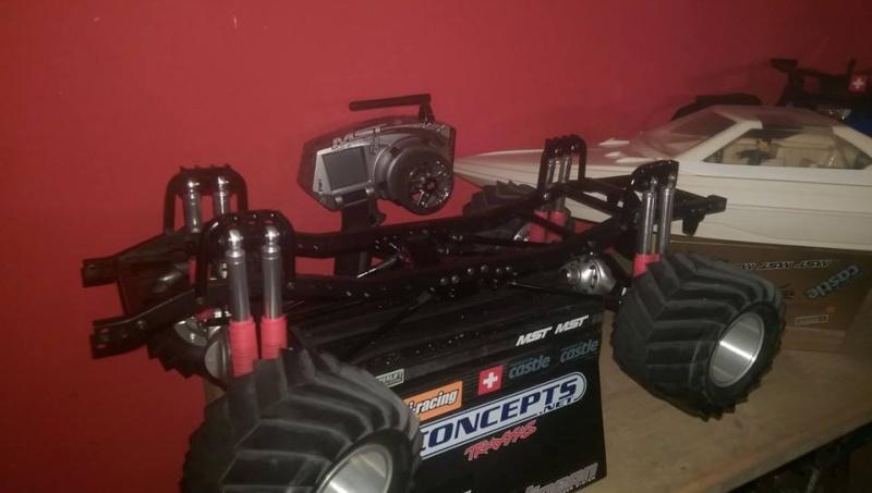 FarmTruck rust ( trailfinder2 )  10297810