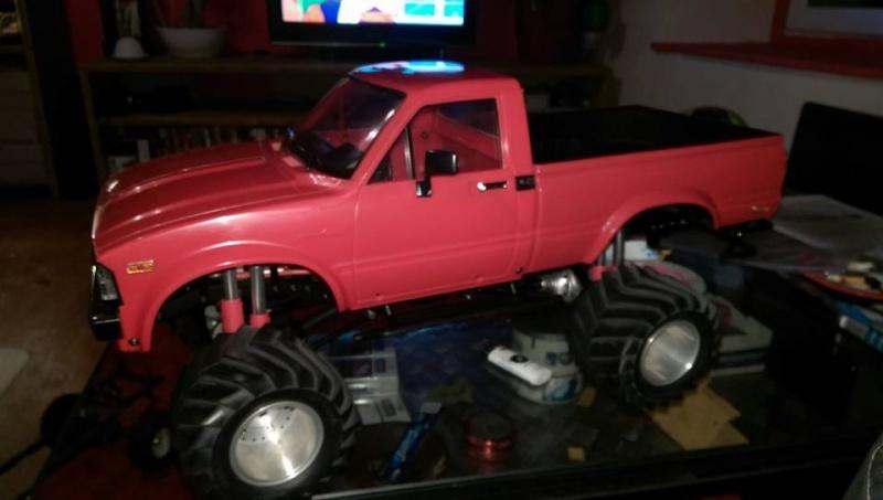 FarmTruck rust ( trailfinder2 )  10731110