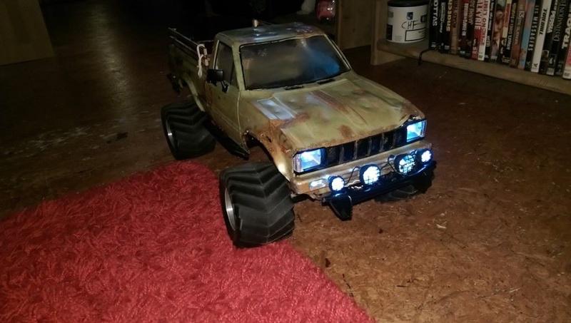 FarmTruck rust ( trailfinder2 )  10917310