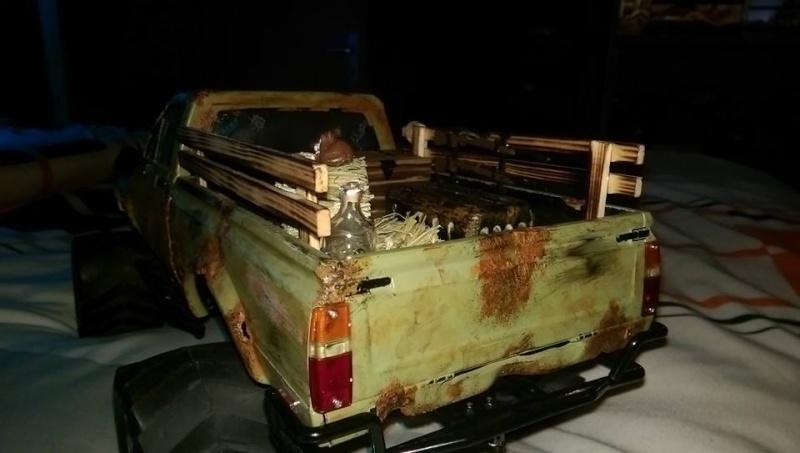 FarmTruck rust ( trailfinder2 )  10941410