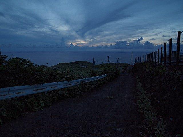 À la découverte d'Aogashima, 410
