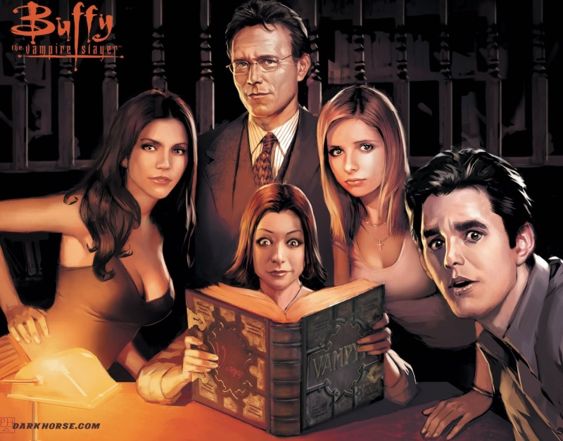 [Comic] Buffy contre les vampires  A39