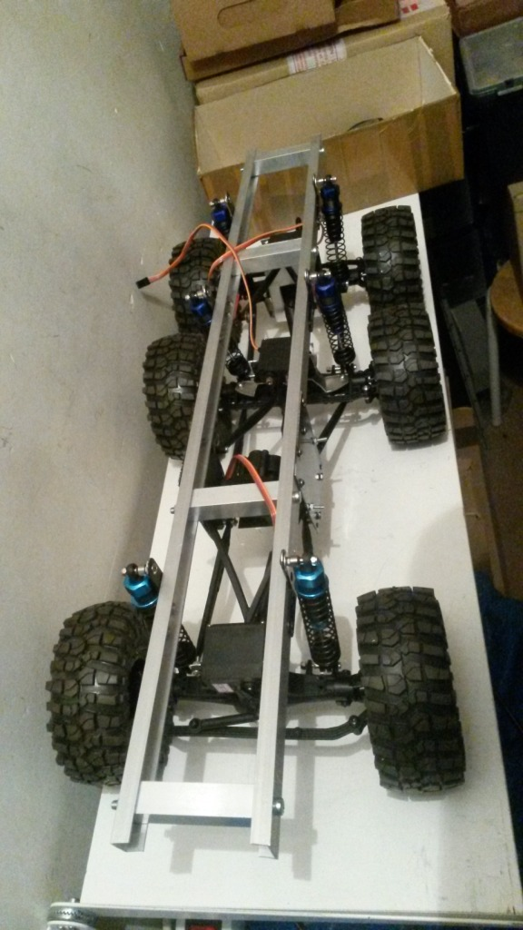 Projet Chassis 6x6 RED MAN - Page 3 20150510