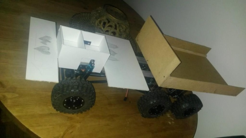 Projet Chassis 6x6 RED MAN - Page 4 20150514