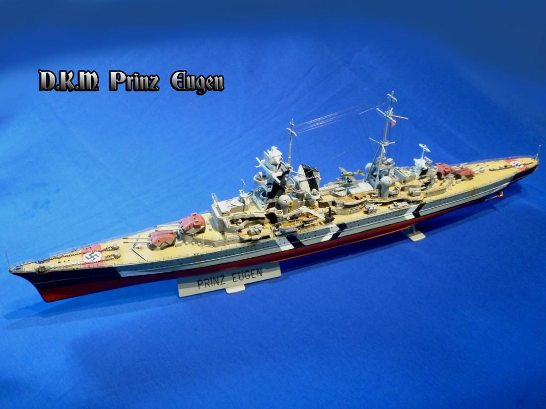DKM Prinz Eugen, Heller 1/400  Prinz_16