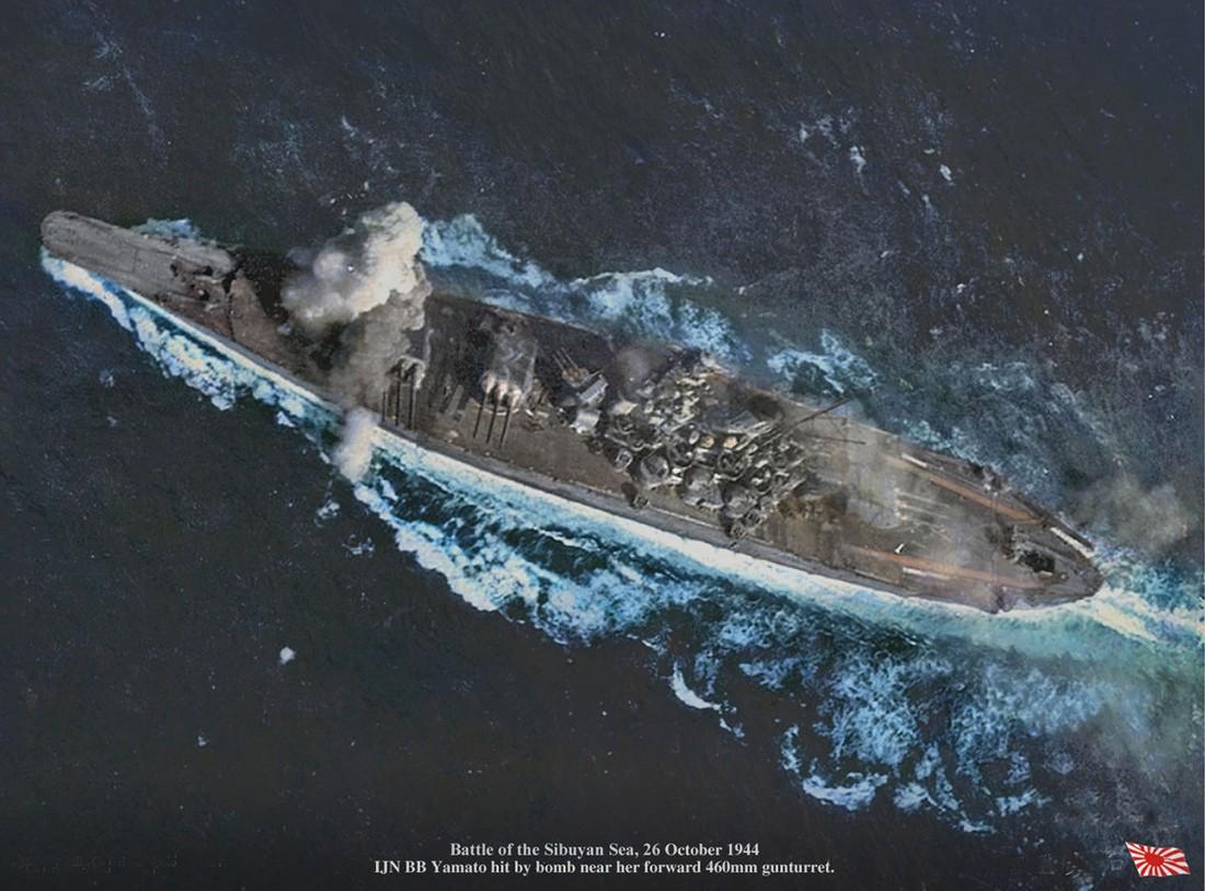Yamato Tamiya 1/350 par jeanluc84 - Page 3 Yamato10