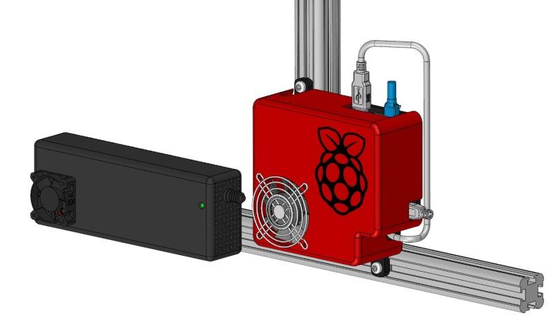 raspberry - Serveur OCTOPRINT sur RASPBERRY Proj110