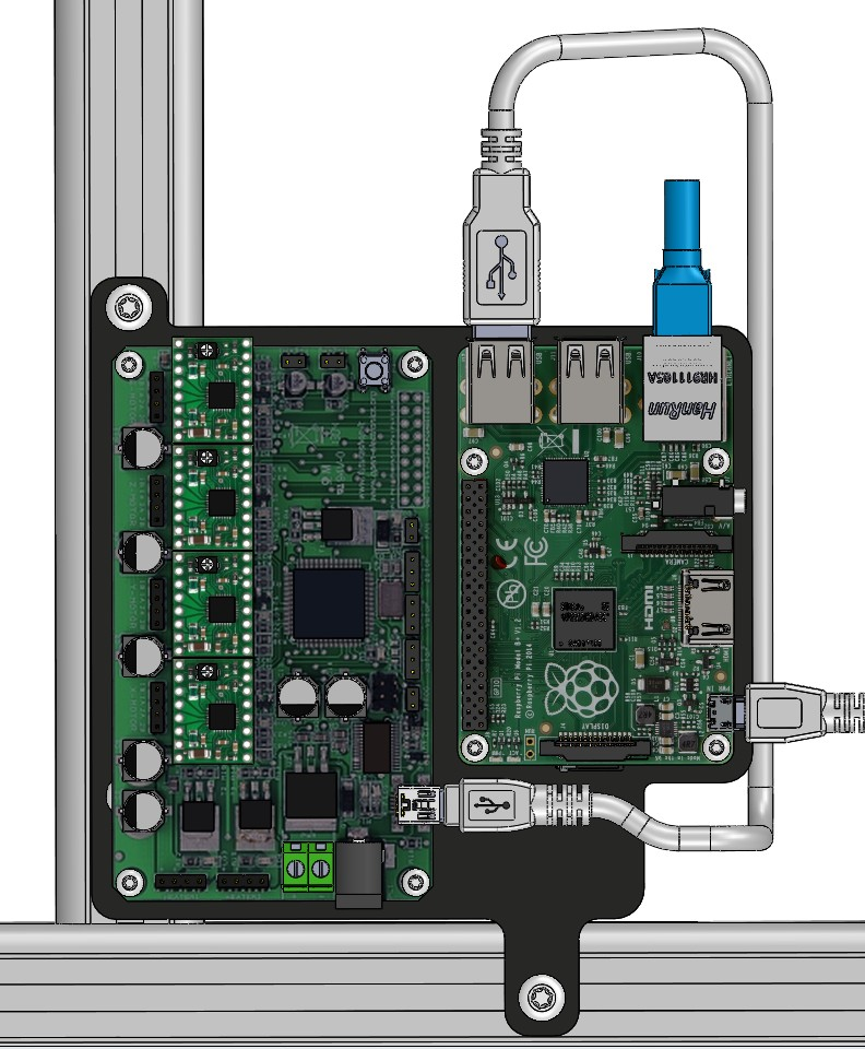 raspberry - Serveur OCTOPRINT sur RASPBERRY Proj310