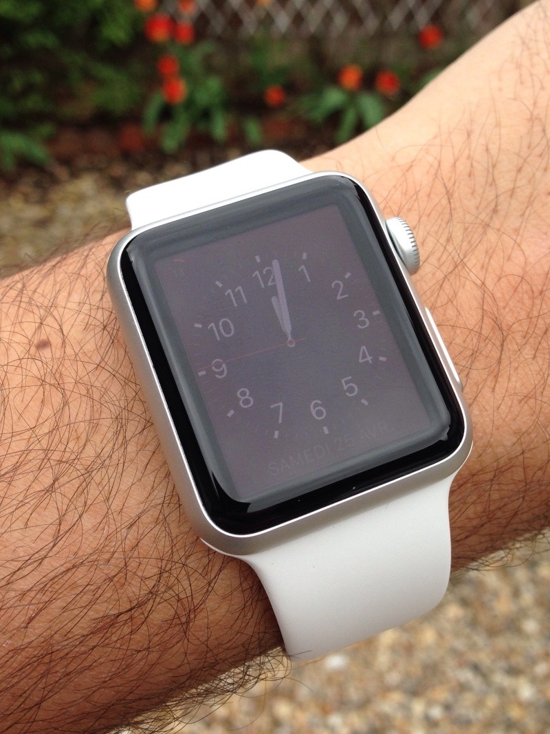 La montre connectée du jour Image57